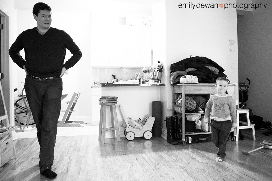 new york uws family documentary portraits