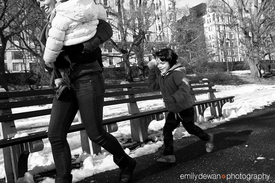 new york uws family dog documentary portraits