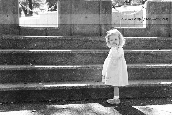 central park toddler children portrait