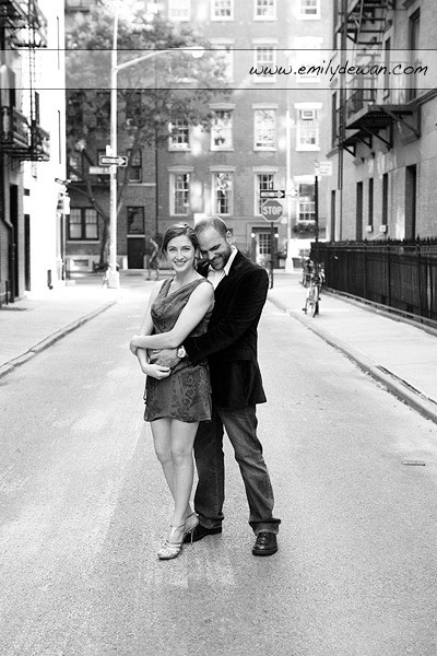 Greenwich Village Engagement Session