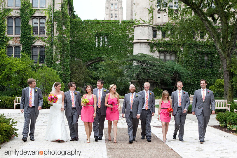 chicago wedding university of chicago