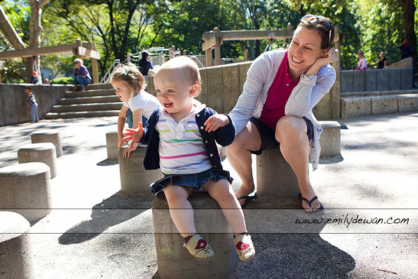 central park toddler baby portrait playground