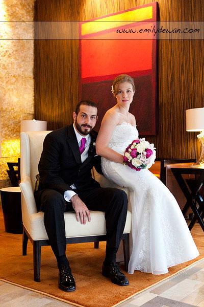 Prairie Historie District Chicago wedding