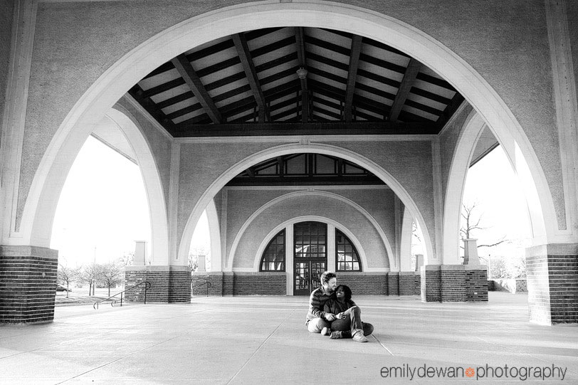 chicago engagement humboldt park