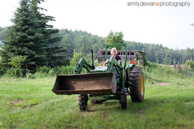 maine farm tractor