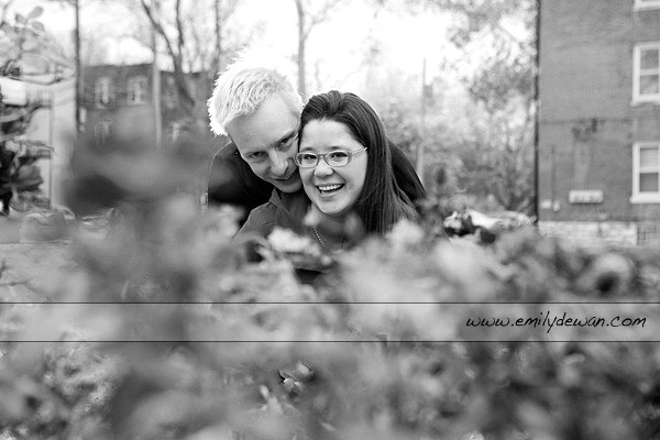 St Louis Wedding Portraits