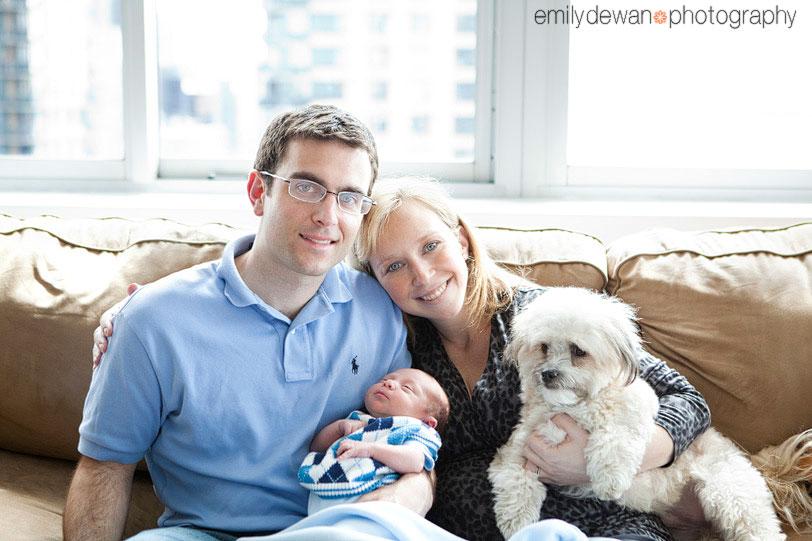 Manhattan Upper West Side Uws Baby Portrait Dog Pet