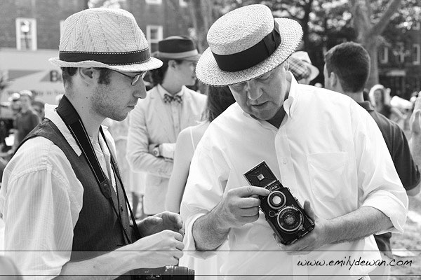Governor's Island Jazz Age Lawn Festival 2010