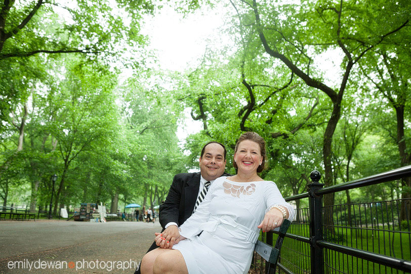 central park elope elopement wedding portrait nyc manhattan new york