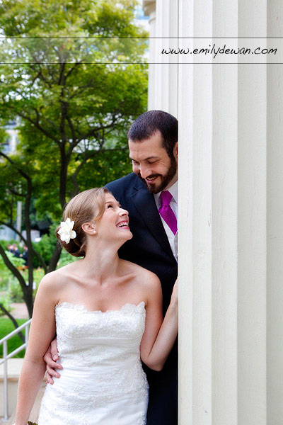 Glessner House Museum Portraits Chicago wedding