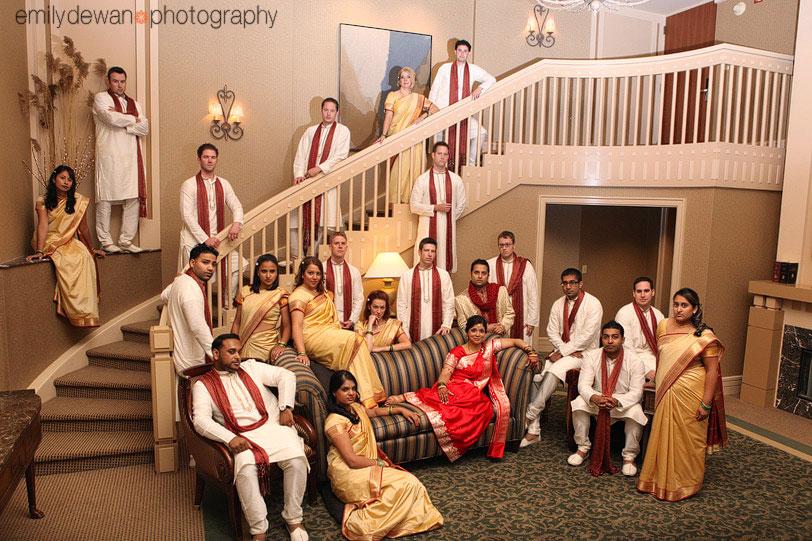 indian basking ridge nj wedding dolce hotel