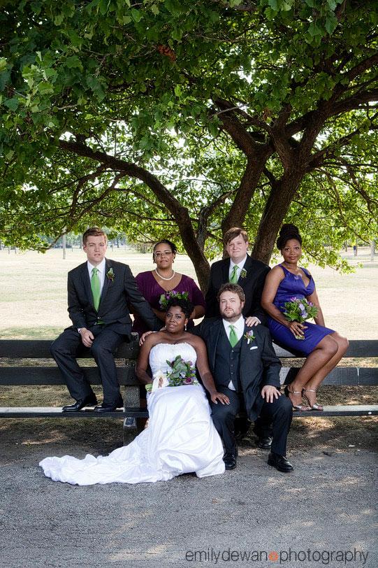 chicago humboldt park wedding
