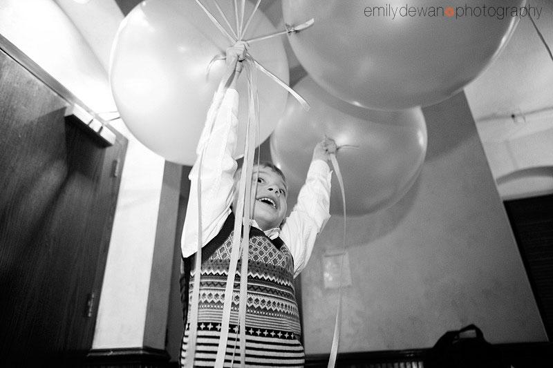tribeca grill 50th birthday party new york city balloon saloon